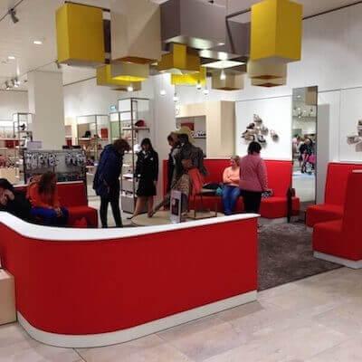 VD Leiden verkoopadres ladys secret inlegzolen nieuwe schoenen afdeling