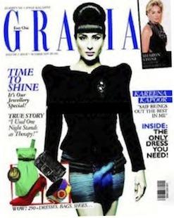 Lady's Secret inlegzolen Grazia Cover